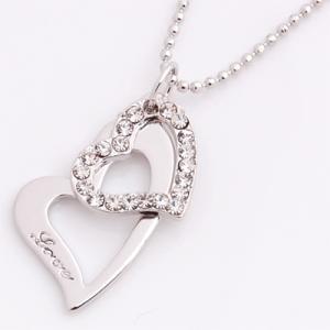 20石 輝きが違う20石CZダイヤモンド ネックレスプラチナ錆びない プラチナ仕上げで錆びない プレゼント 記念日 isozaki-store