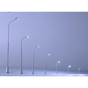 ■送料無料■Nゲージ 白 暖白 模型電飾などに65mm LED点灯 道路・街路灯 1/150 街灯 電灯|isozaki-store