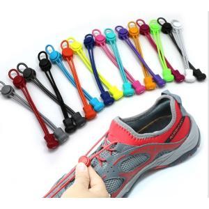 送料無料 ほどけない 靴紐 解けない 靴ひも 結ばない シューレース スニーカー 伸縮性  20カラー|isozaki-store