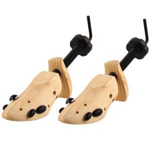 送料無料 シューキーパー 木製 2個セット シューツリー シューズキーパー ブーツキーパー  S M Lの3サイズ 左右兼用 天然木製 しわ伸ばし|isozaki-store