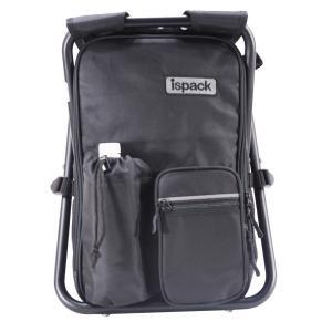 ISPACK イスパック HQ-P1V ブラック 黒 リュック|ispack
