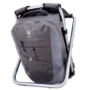 ISPACK イスパック ADVENTURE PLUS アドベンチャープラス BLACK/GREY ブラック IS-WP703|ispack