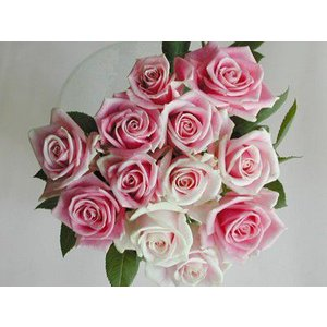 バラ 花束 12本 ピンク(本体価格4,200円)|ispecial