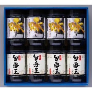 有明海苔 海王・味海王詰め合わせ4×4 有明 (本体価格4,800円)|ispecial