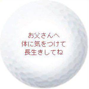 ゴルフコンペの景品賞品 4箱おまとめ 名入れゴルフボール6個入り|ispecial