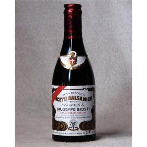 ジュゼッペ・ジュスティのバルサミコ/赤12年 (本体価格6,400 円)|ispecial