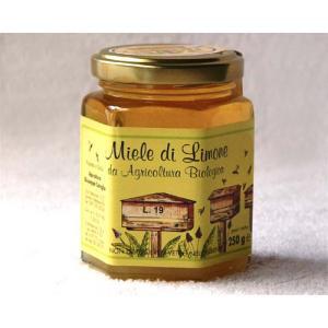 ジュゼッペ・コニーリオのシチリア天然ハチミツ/レモン(本体価格1,600円) ispecial
