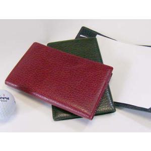 ゴルフギフト スコアカードケース(本体価格3,700円)|ispecial