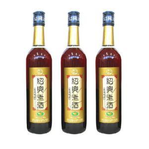紹興老酒12年 3本セット(本体価格8,000円)|ispecial