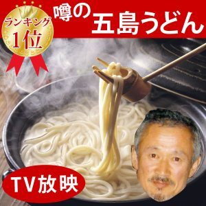 五島うどん 椿うどん 焼きあごだし 10食セット(本体価格3,200円)|ispecial