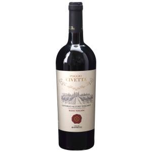 赤ワイン ゴヴェルノ アッルーゾ トスカーノ ポッジョ チヴェッタ2017 送料無料|ispecial