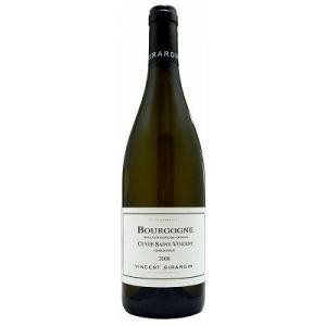 白ワイン ブルゴーニュ ブラン キュヴェ サン ヴァンサン(本体価格3,000円)|ispecial