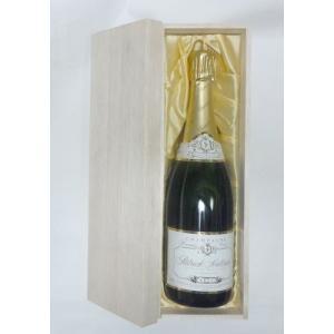 木箱入/シャンパーニュ ブラン ド ブラン プルミエ クリュ wineifb832 N257(本体価格8,700円)|ispecial