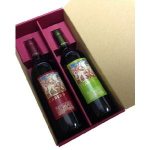 馬ラベル/ワインセット/赤ワイン 白ワイン  テッレ デリ オシ(本体価格3,800円)|ispecial
