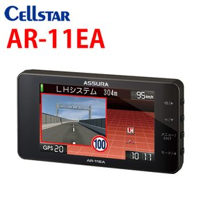 NEW セルスター AR-11EA/GPS レーダー探知機/...