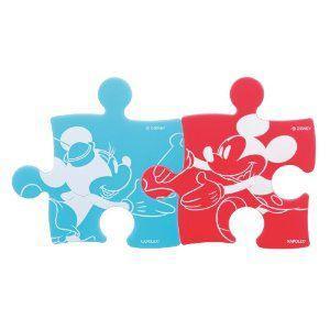 700278 ディズニーキャラクター カー用品 WD-252ノンスリップマット(ミッキー&ミニー)【disney_y】|isplaza-0411