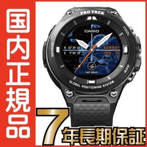 カシオ スマートウォッチ プロトレック・スマート ブラック 黒 WSD-F20-BK WSD-F20...