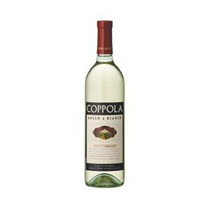 白ワイン コッポラ ロッソ&ビアンコ ピノグリージョ 750ml 1本|isshusouden-2