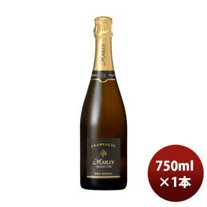 シャンパン マイィ ブリュット レゼルブ 750ml 1本|isshusouden-2