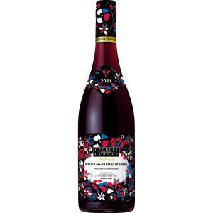 赤ワイン フランス ジョルジュ・デュブッフ ブルゴーニュ ボジョレー・ヴィラージュ ヌーヴォ 2021 SC 750ml 1本 完全予約限定 11月15日以降のお届け|isshusouden-2