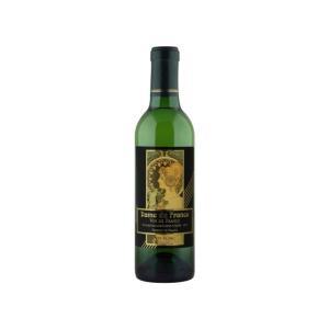 ワイン アサヒ ジネステ ダム ド フランス ブラン 白 白ワイン ハーフ ビン 375ml 1本|isshusouden-2