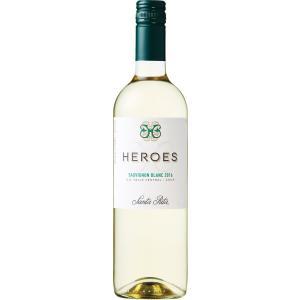 白ワイン サンタ・リタ ヒーローズ ソーヴィニヨン・ブラン サッポロ 750ml 1本