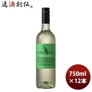 白ワイン イタリア リオーネ・デル・ファルコ ビアンコ 750ml 12本 1ケース のし・ギフト・サンプル各種対応不可|isshusouden-2