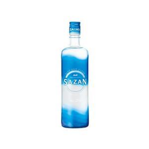 甲類焼酎 アサヒビール 25度 SAZAN(サザン) ビン 700ml 1本