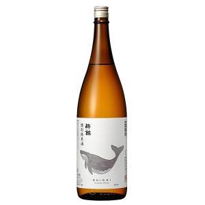 商品名:特別純米 1.8L メーカー:酔鯨酒造 容量/入数:1800ml/1本 Alc度数:15% ...