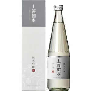 日本酒 上善如水 純米吟醸 白瀧酒造 720ml 1本