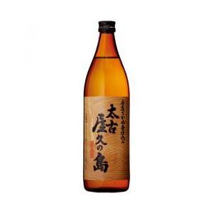芋焼酎 太古屋久の島  900ml×1本 鹿児島県 本坊酒造