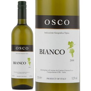 オスコ ビアンコ   750ml  1本 イタリア モリーゼ