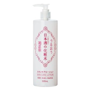容量/入数:500ml×1本 メーカー名:菊正宗 ブランド名 : 日本酒の化粧水 成分 : 水、BG...