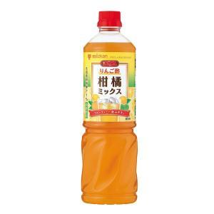 お酢 ビネグイット りんご酢柑橘ミックス(6倍濃縮タイプ) ミツカン 1000ml 1本
