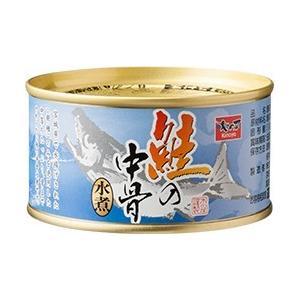 缶詰 おつまみ 鮭の中骨水煮 木の屋 180g 1個...