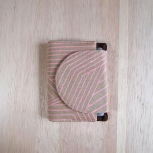 カードケース RASEN おしゃれ 手作り 日本製 北欧風 可愛い プチプレゼント|issoecco