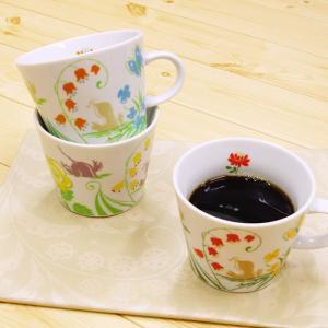 マグカップ もぐら 日本製 人気 北欧風 360ml 大きい カフェ ユニセックス プチギフト コップ|issoecco