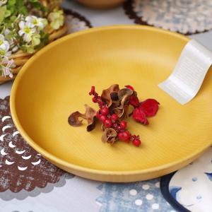 ラウンドプレート Lサイズ 日本製 正和 人気 北欧風 プラスチック 食器 取り皿 テーブルウェア|issoecco