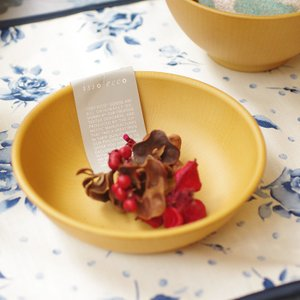 ラウンドプレート Sサイズ 日本製 正和 人気 北欧風 プラスチック 食器 取り皿 テーブルウェア|issoecco