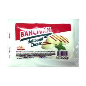 トルコの焼きチーズ ハルミーチーズ
