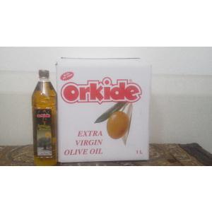 トルコのオリーブオイル(12本入)    【入荷待ち】|istanbulkitchen2014