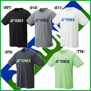 《簡易配送可》《在庫処分》2018年1月下旬発売 YONEX ジュニアドライTシャツ 16321J ヨネックス テニス バドミントン ウェア