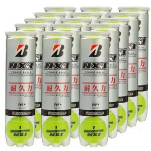 《送料無料》BRIDGESTONE エヌエックスワン4球入り(15缶/60球) BBANX1