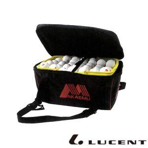 Lucent アカエムボールカゴポーター E-64220 ルーセント ソフトテニス