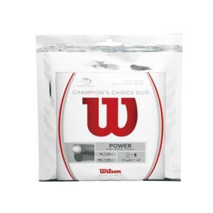 《10%割引クーポン対象》《送料無料》Wilson CHAMPION'S CHOICE DUO WR...