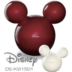 ディズニーシリーズ 超音波式加湿器 DS-KW1501 WH/RD 花粉対策 送料無料|istheme