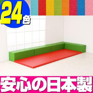 キッズスペース・キッズコーナー バンビ30cm角セット 1.5畳プランC|isuharikoubou