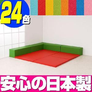 キッズスペース・キッズコーナー バンビ30cm角セット 2畳プランC|isuharikoubou