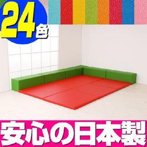 キッズスペース バンビ30cm角セット 3畳プランC/キッズコーナー 室内 遊び場 ベビー キッズ|isuharikoubou