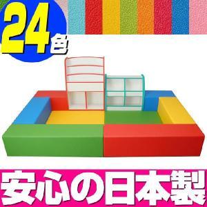 キッズコーナーバンビファンシーセット 1畳 プランA/キッズスペース 激安セット|isuharikoubou